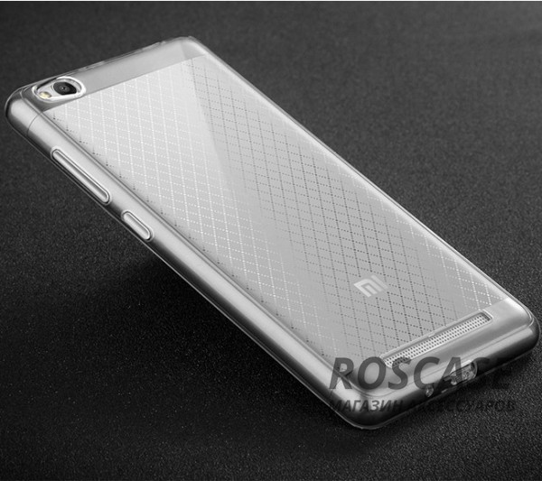 Тонкий прозрачный силиконовый чехол Msvii для Xiaomi Redmi 3 с заглушкой +стекло (Серый)Описание:производитель  -  Msvii;совместимость  -  смартфон Xiaomi Redmi 3;материал  -  силикон;форм-фактор  -  накладка.Особенности:в комплект входит заглушка;имеет высокий уровень прочности и износостойкости;обладает хорошей гибкостью и эластичностью;не деформируется;имеет все необходимые функциональные вырезы;защитное стекло на экран в комплекте.<br><br>Тип: Чехол<br>Бренд: Epik<br>Материал: TPU