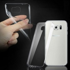 фото TPU чехол Ultrathin Series 0,33mm для Samsung G925F Galaxy S6 Edge