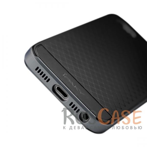 Изображение Черный / Серый iPaky Hybrid   Противоударный чехол для Apple iPhone 5/5S/SE