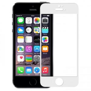 Защитное стекло 5D Full Cover для iPhone 5/5S/SE