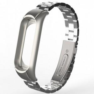 Xiaomi Mi Band 3 | Металлический ремешок для фитнес-браслета