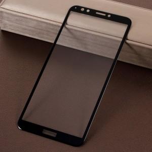 5D защитное стекло для Huawei Y7 Pro (2018) на весь экран