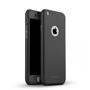 "iPaky 360°   Комплект чехол + стекло для Apple iPhone 6 plus (5.5"")  / 6s plus (5.5"") (полная защита корпуса и экрана)"