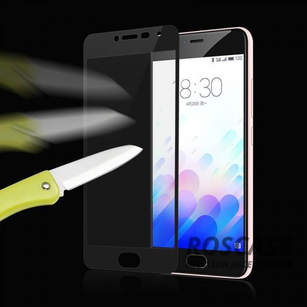 Защитное стекло CP+ на весь экран (цветное) для Meizu M3 / M3 mini / M3s (Черный)Описание:компания&amp;nbsp;Epik;совместимо с Meizu M3 / M3 mini / M3s;материал: закаленное стекло;тип: защитное стекло на экран.Особенности:полностью закрывает дисплей;толщина - 0,3 мм;цветная рамка;прочность 9H;покрытие анти-отпечатки;защита от ударов и царапин.<br><br>Тип: Защитное стекло<br>Бренд: Epik