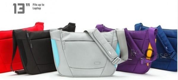 Сумка SGP Klasden Neumann shoulder bag (13 дюймов)Описание:бренд:&amp;nbsp;SGP;совместимость: устройства с диагональю 13 дюймов;материал: неопрен;форма: сумка.&amp;nbsp;Особенности:легкая;внутренняя отделка - искусственный мех;два отделения;молния;регулируемый ремень.<br><br>Тип: Чехол<br>Бренд: SGP<br>Материал: Натуральная кожа