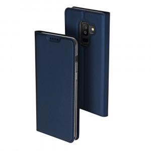 Dux Ducis | Чехол-книжка для Samsung Galaxy A6 Plus (2018) с функцией подставки и картхолдером