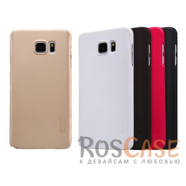 Матовый чехол для Samsung Galaxy Note 5 (+ пленка)Описание:производитель -&amp;nbsp;Nillkin;материал - поликарбонат;совместим с Samsung Galaxy Note 5;тип - накладка.&amp;nbsp;Особенности:матовый;прочный;тонкий дизайн;не скользит в руках;не выцветает;пленка в комплекте.<br><br>Тип: Чехол<br>Бренд: Nillkin<br>Материал: Поликарбонат
