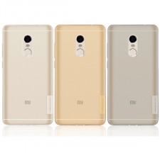 Nillkin Nature | Силиконовый чехол  для Xiaomi Redmi Note 4 (MediaTek)