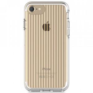 STIL Clear Wave | Прозачный чехол для Apple iPhone 8 из пластика