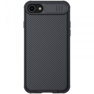 Nillkin CamShield Pro   Чехол из пластика и TPU с защитой камеры для iPhone 7 / 8 / SE (2020)