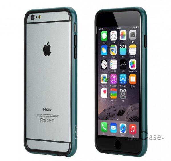 Бампер ROCK Duplex Slim Guard для Apple iPhone 6/6s plus (5.5) (Зеленый / Green)Описание:производитель  - &amp;nbsp;Rock;создан специально для Apple iPhone 6/6s plus (5.5);материал - поликарбонат, термополиуретан;защищает боковые части аппарата.Особенности:ультратонкий, всего 2 мм;представлен в широком цветовом диапазоне;простая установка;обладает высоким уровнем устойчивости к внешним воздействиям.<br><br>Тип: Чехол<br>Бренд: ROCK<br>Материал: Натуральная кожа