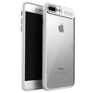 "iPaky Hard Original | Прозрачный чехол для Apple iPhone 8 Plus (5.5"") с защитными бортиками"