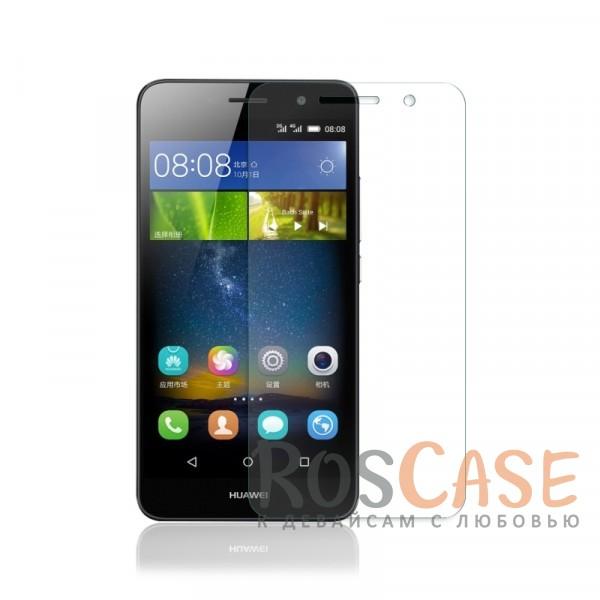 Защитное стекло Ultra Tempered Glass 0.33mm (H+) для Huawei Y6 II (картонная упаковка)Описание:совместимо с устройством Huawei Y6 II;материал: закаленное стекло;тип: защитное стекло на экран.&amp;nbsp;Особенности:закругленные&amp;nbsp;грани стекла обеспечивают лучшую фиксацию на экране;стекло очень тонкое - 0,33 мм;отзыв сенсорных кнопок сохраняется;стекло не искажает картинку, так как абсолютно прозрачное;выдерживает удары и защищает от царапин;размеры и вырезы стекла соответствуют особенностям дисплея.<br><br>Тип: Защитное стекло<br>Бренд: Epik
