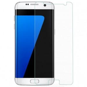 Прозрачное защитное стекло с закругленными краями и олеофобным покрытием  для Samsung Galaxy S7 Edge (G935F)