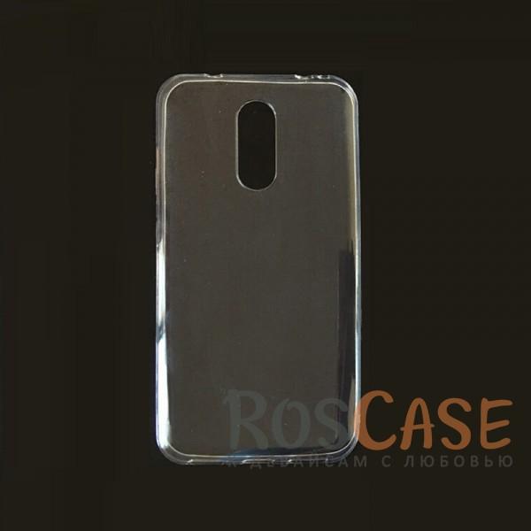 Ультратонкий силиконовый чехол Ultrathin 0,33mm для Xiaomi Redmi Note 4 (MTK) (Бесцветный (прозрачный))Описание:бренд:&amp;nbsp;Epik;совместим с Xiaomi Redmi Note 4 (MTK);материал: термополиуретан;тип: накладка.&amp;nbsp;Особенности:ультратонкий дизайн - 0,33 мм;прозрачный;эластичный и гибкий;надежно фиксируется;все функциональные вырезы в наличии.<br><br>Тип: Чехол<br>Бренд: Epik<br>Материал: TPU