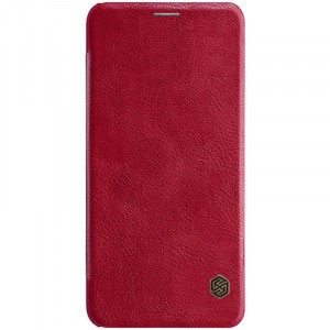 Nillkin Qin натур. кожа | Чехол-книжка для Huawei P Smart+ (nova 3i)