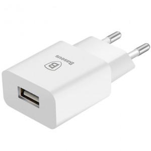 "Baseus Letour | Сетевое зарядное устройство (1USB 2.1A) для Apple iPhone SE (4.0"")"