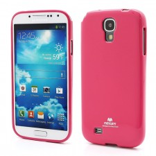 фото TPU чехол Mercury Jelly Color series для Samsung i9192/i9190/i9195 Galaxy S4 mini