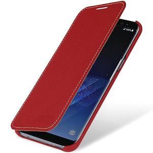 TETDED натур. кожа | Чехол-книжка для для Samsung G955 Galaxy S8 Plus