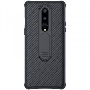 Nillkin CamShield Pro | Чехол из пластика и TPU с защитой камеры  для OnePlus 8