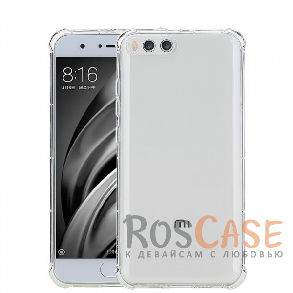 Гибкий прозрачный чехол из прочного силикона для Xiaomi Mi 6 (Бесцветный / Transparent)Описание:совместим с Xiaomi Mi 6;производитель: ROCK;ультратонкий дизайн;защита задней панели и боковых граней;материал - TPU;тип - накладка;защищает от ударов и царапин;предусмотрены все необходимые функциональные&amp;nbsp;вырезы.<br><br>Тип: Чехол<br>Бренд: ROCK<br>Материал: TPU