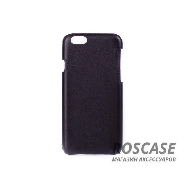 """Фото Прочный кожаный чехол-накладка Valenta с гладкой поверхностью для Apple iPhone 6/6s (4.7"""")"""