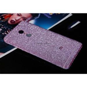 Виниловая наклейка на обе стороны Glitter series  для Xiaomi Redmi Note 4 (MediaTek)