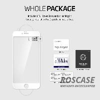 фотография Белый / White / SGP11590 SGP Screen Protector Full Cover Glass Series для Apple iPhone 6/6s (4.7