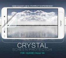 Nillkin Crystal | Прозрачная защитная пленка для Huawei Y6 II