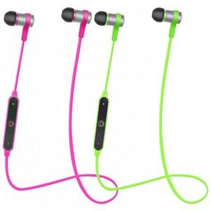 s6-1 | Спортивные беспроводные Bluetooth наушники с пультом управления и микрофоном для Meizu M3 / M3 mini / M3s