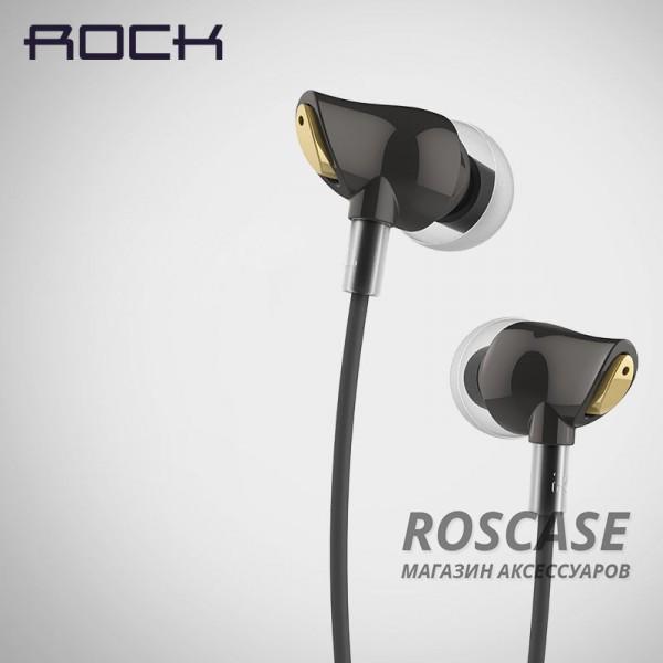 Наушники ROCK Zircon stereo (Черный / Black)Описание:производитель  -  Rock;разъем  -  3,5 mini jack;тип  -  наушники.&amp;nbsp;Особенности:микрофон;неодимовый динамик&amp;nbsp;8 мм;сопротивление: 16&amp;plusmn;15%&amp;Omega;;чувствительность  -  93&amp;plusmn;3&amp;nbsp;Дб;частотный диапазон: 20-20&amp;nbsp;кГц;прочная оплетка.<br><br>Тип: Наушники/Гарнитуры<br>Бренд: ROCK