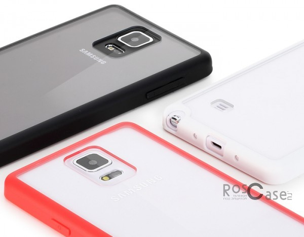 фото TPU+PC чехол Rock Enchanting Series для Samsung N910S Galaxy Note 4