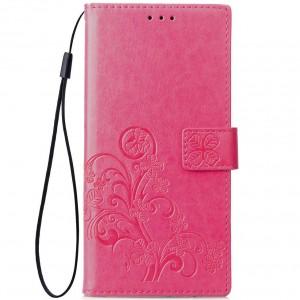 Чехол-книжка с узорами на магнитной застёжке для Huawei Honor 10