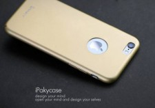 "iPaky Metal Plating  | Пластиковый чехол для Apple iPhone 6/6s (4.7"")"