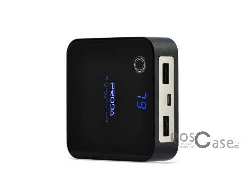 фото дополнительный внешний аккумулятор Remax Magic Mirror 7200 mAh (2A)