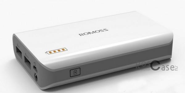 фото дополнительный внешний аккумулятор ROMOSS Solo 3 (PH30-401) (6000mAh)