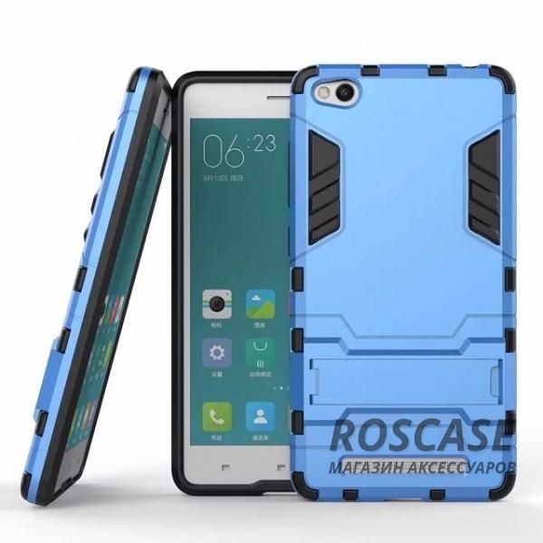 Ударопрочный чехол-подставка Transformer для Xiaomi Redmi 3 с мощной защитой корпуса (Синий / Electric Blue)Описание:совместим c Xiaomi Redmi 3;материалы изделия  -  термополиуретан, поликарбонат;вид форм-фактора  -  накладка.Особенности:ударопрочный;простая фиксация и наличие функции подставки;морозоустойчивый;легко очищается от загрязнения.<br><br>Тип: Чехол<br>Бренд: Epik<br>Материал: TPU