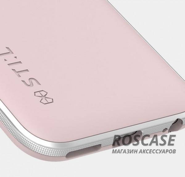 """Фотография Розовый STIL Masquerade   Чехол для Apple iPhone 6/6s (4.7"""") с металлизированным защитным уголком вокруг камеры"""