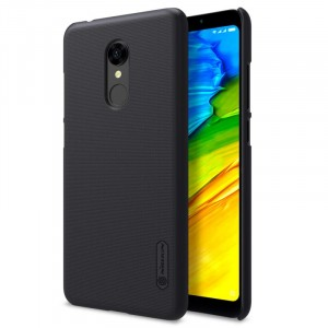 Nillkin Super Frosted Shield | Матовый чехол для Xiaomi Redmi 5 Plus / Redmi Note 5 (Single Camera)