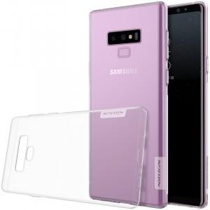 Nillkin Nature | Прозрачный силиконовый чехол для Samsung Galaxy Note 9