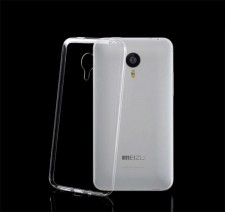 фото TPU чехол Ultrathin Series 0,33mm для Meizu MX4