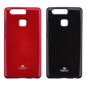 Mercury Jelly Pearl Color | Яркий силиконовый чехол для для Huawei P9 Plus