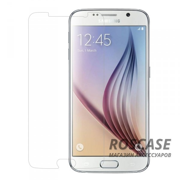 Защитная пленка VMAX для Samsung Galaxy S6 G920F/G920D DuosОписание:производитель:&amp;nbsp;VMAX;совместима с Samsung Galaxy S6 G920F/G920D Duos;материал: полимер;тип: пленка.&amp;nbsp;Особенности:идеально подходит по размеру;не оставляет следов на дисплее;проводит тепло;не желтеет;защищает от царапин.<br><br>Тип: Защитная пленка<br>Бренд: Vmax