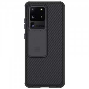 Nillkin CamShield Pro | Чехол из пластика и TPU с защитой камеры  для Samsung Galaxy S20 Ultra