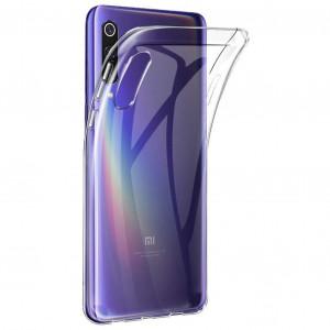 Прозрачный силиконовый чехол для Xiaomi Mi 9 SE