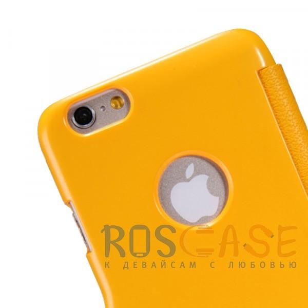 фото кожаный чехол (книжка) Nillkin Fresh Series для Apple iPhone 6 plus (5.56/6s plus (5.5