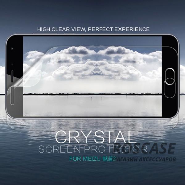 фото защитная пленка Nillkin Crystal для Meizu M2 / M2 mini