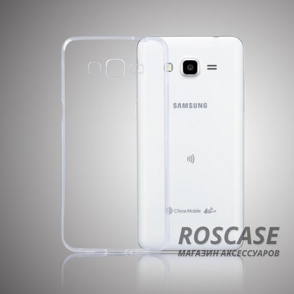 TPU чехол Ultrathin Series 0,33mm для Samsung G530H/G531H Galaxy Grand Prime (Бесцветный (прозрачный))Описание:изготовлен компанией&amp;nbsp;Epik;разработан для Samsung G530H/G531H Galaxy Grand Prime;материал: термополиуретан;тип: накладка.&amp;nbsp;Особенности:толщина накладки - 0,33 мм;прозрачный;эластичный;надежно фиксируется;есть все функциональные вырезы.<br><br>Тип: Чехол<br>Бренд: Epik<br>Материал: TPU