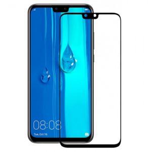 5D защитное стекло для Huawei Y9 (2019) / Enjoy 9 Plus на весь экран