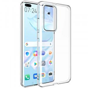 Clear Original | Прозрачный TPU чехол 2мм  для Huawei P40 Pro